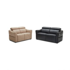 Full Leather recliner Sofa