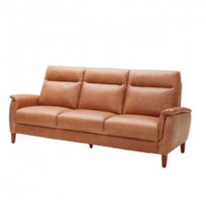 3 Seater Full Leather Sofa