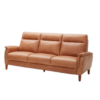 3 Seater Full Leather Sofa