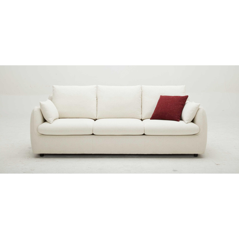 KF2050 Belgium Linen Sofa 02