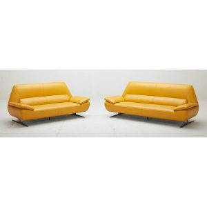 5635 Leather Sofa