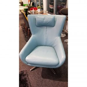 A1001 Lounge Chair Blue
