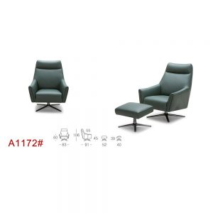 A1172 Lounge Chair