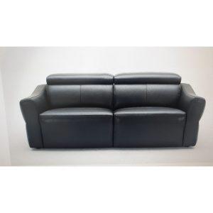 KM5018 Leather Sofa