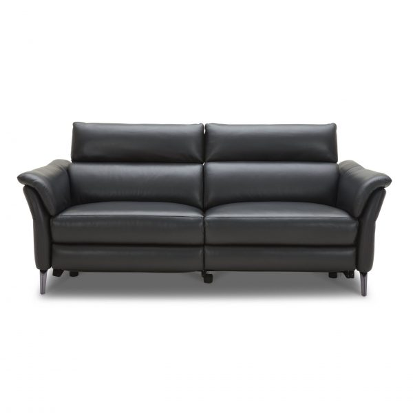 KM 5002- Incliner Leather Sofa