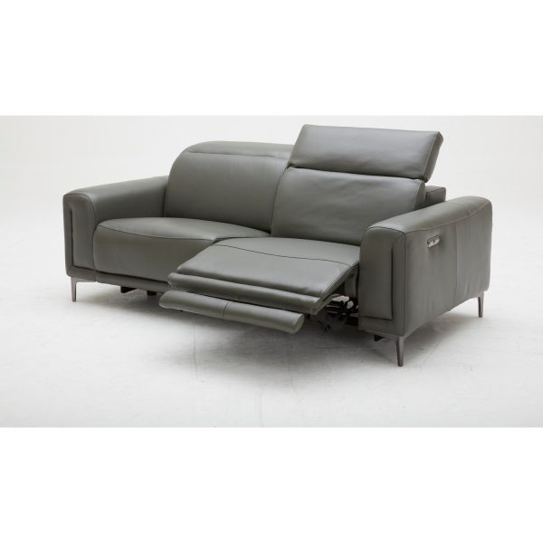 KM5006- Incliner Leather Sofa