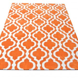 Weft knitted carpet - QG20150458D