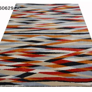 Weft knitted carpet - QG20160629