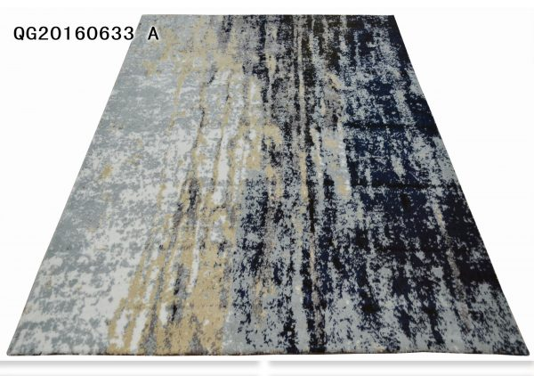 Weft knitted carpet - QG20160633