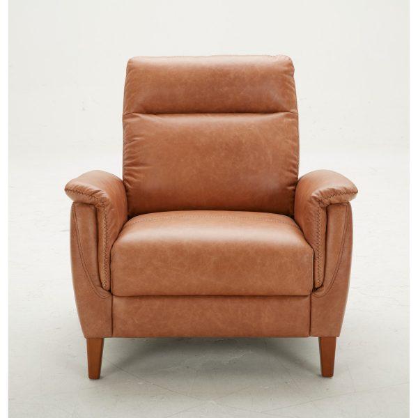 KF018 Leather Sofa
