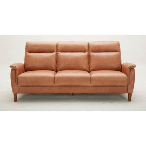 KF018 Leather Sofa